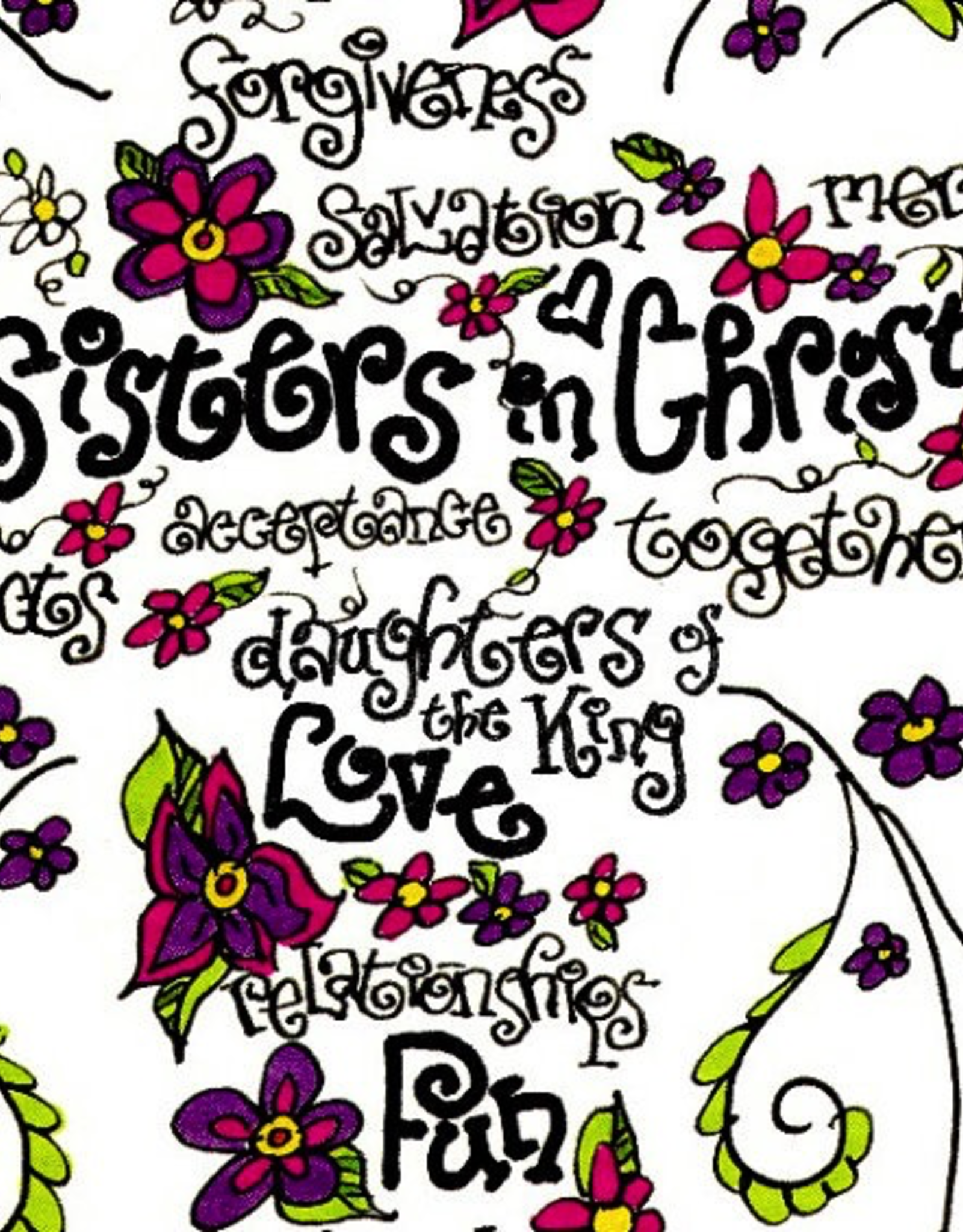 Dovetail Ink Dovetail Ink:  Sister's in Christ Print