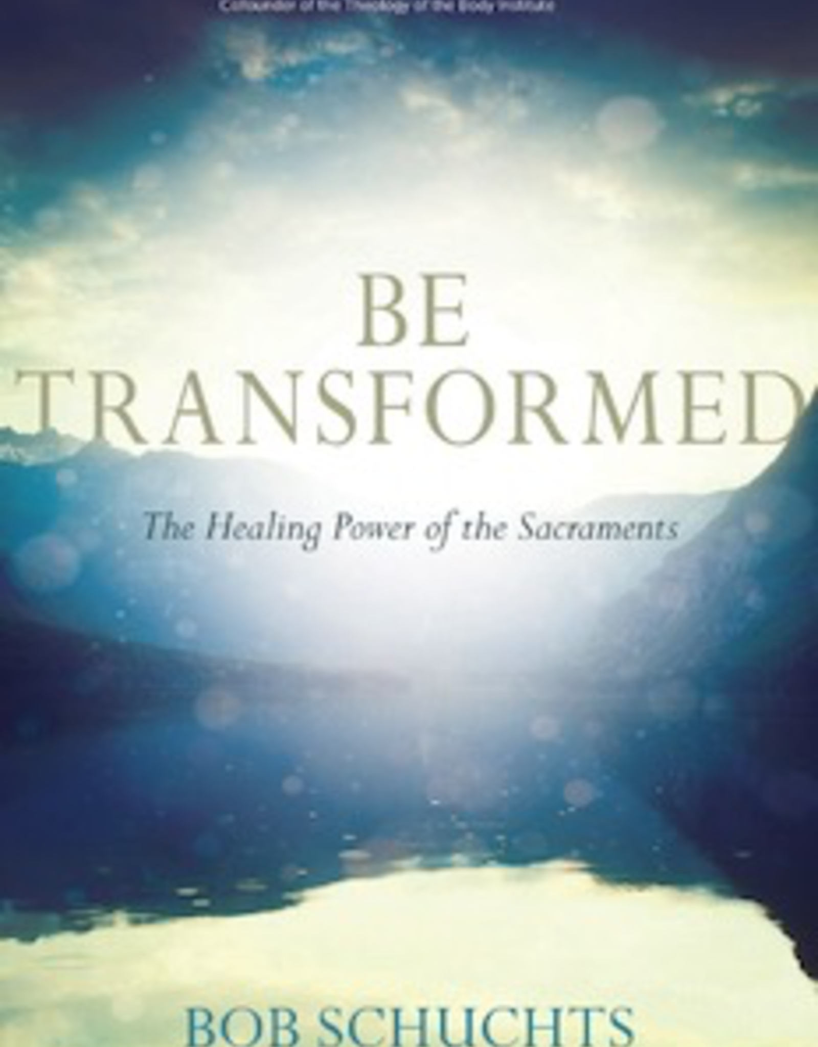 Ave Maria Press Be Transformed:  THe Healing Power of the Sacraments, by Bob Schuchts (paperback)