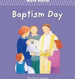 Ignatius Press Baptism Day, by Maite Roche (hardcover/boardbook)