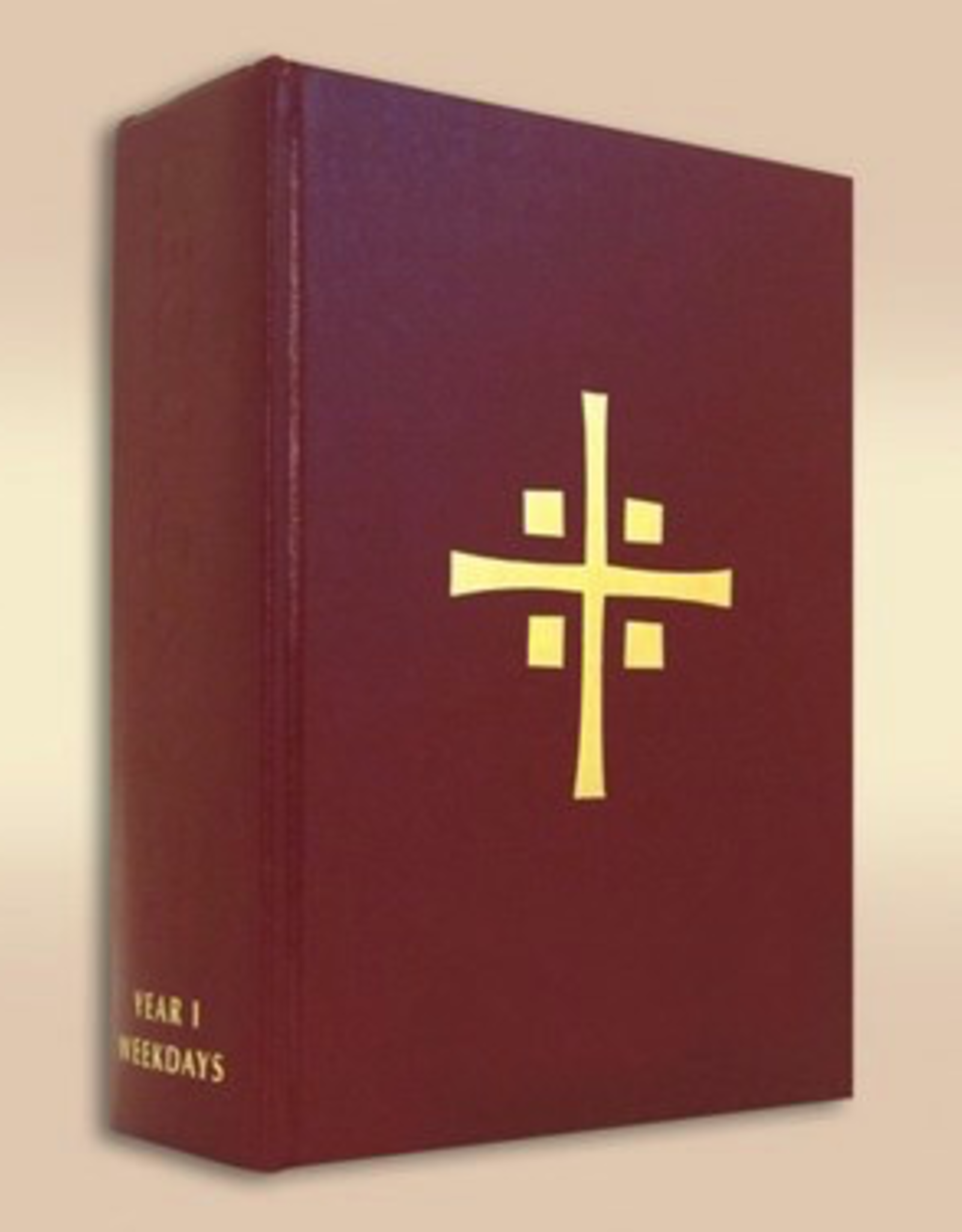 Liturgical Press Lectionary For Mass, Chapel Edition (Year 1)