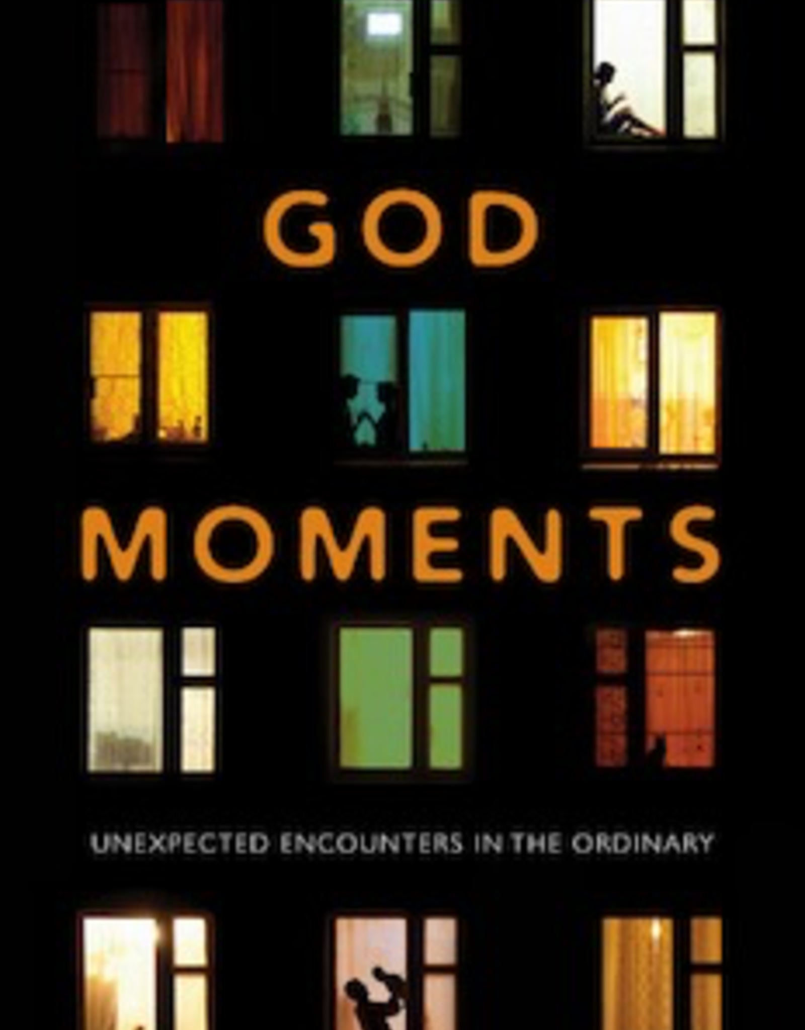 Ave Maria Press God Moments:  Unexpected Encounters in the Ordinary, by Andy Otto (paperback)