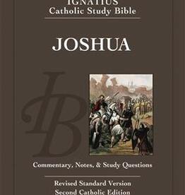 Ignatius Press Joshua (2nd ed.): Ignatius Catholic Study Bible, by Scott Hahn and Curtis Mitch (paperback)