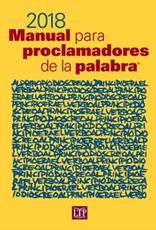 Liturgical Training Press Manual para Proclamadores de la Palalbra 2018