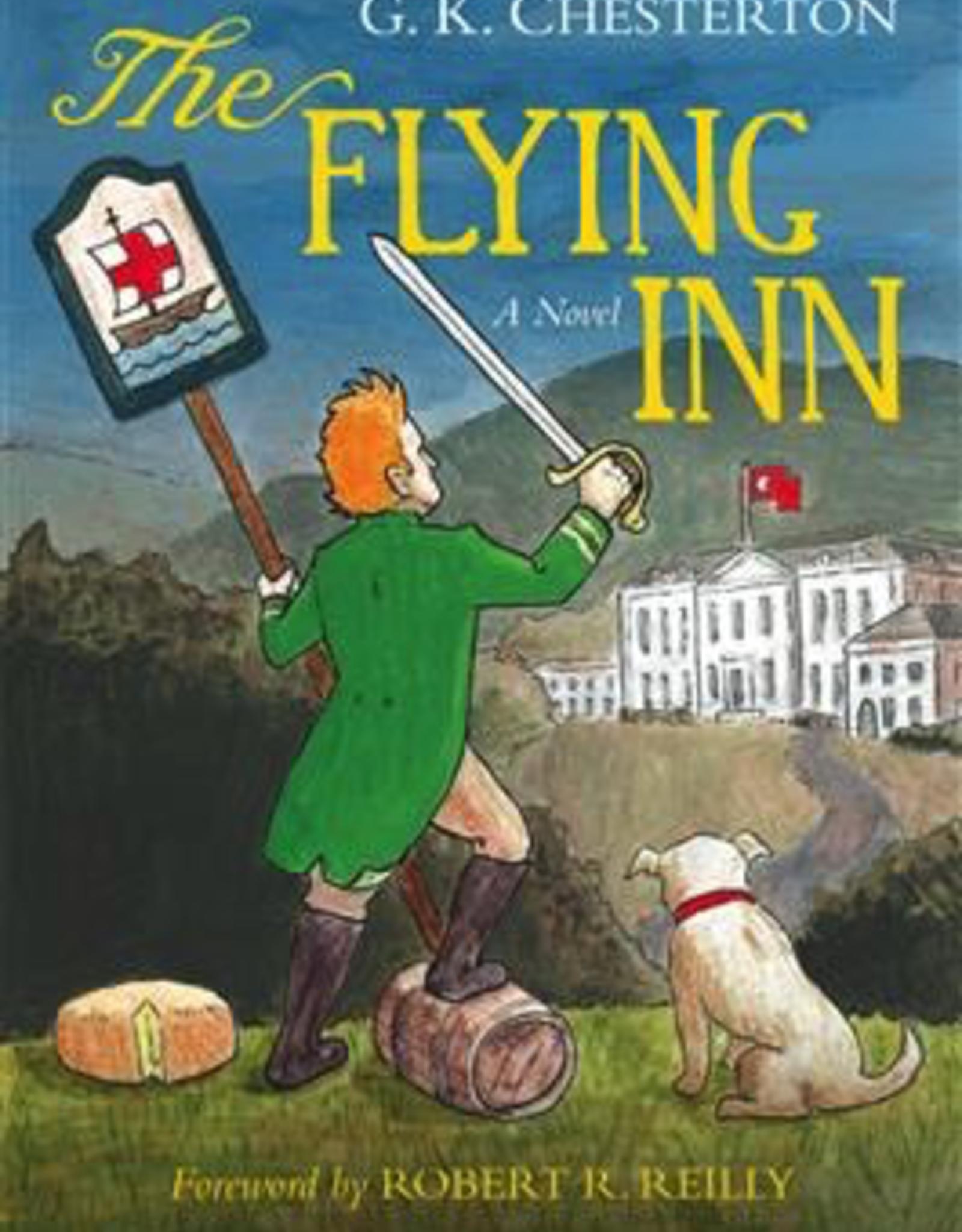 Ignatius Press The Flying Inn:  A Novel, by G.K. Chesterton (paperback)