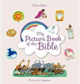 Ignatius Press My Picture Book of the Bible, by Maite Roche (hardcover)