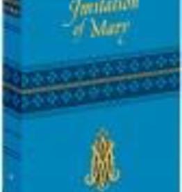 Catholic Book Publishing The Imitation of Mary (imitation leather)