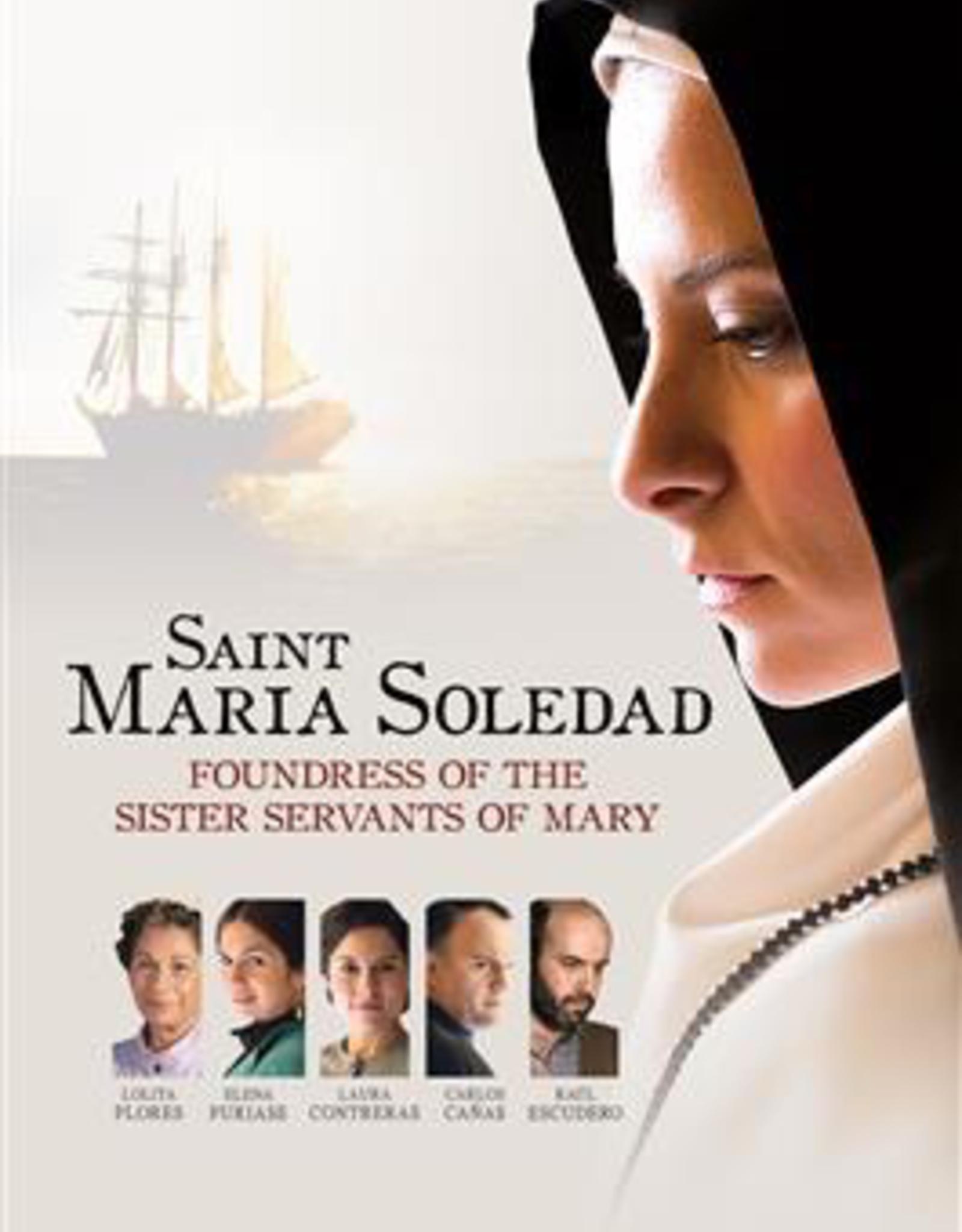 Ignatius Press Saint Maria Soledad:  Foundress of the Sister Servants of Mercy (DVD)