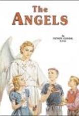 Catholic Book Publishing The Angels, by Lawrence Lovasik (hardcover)