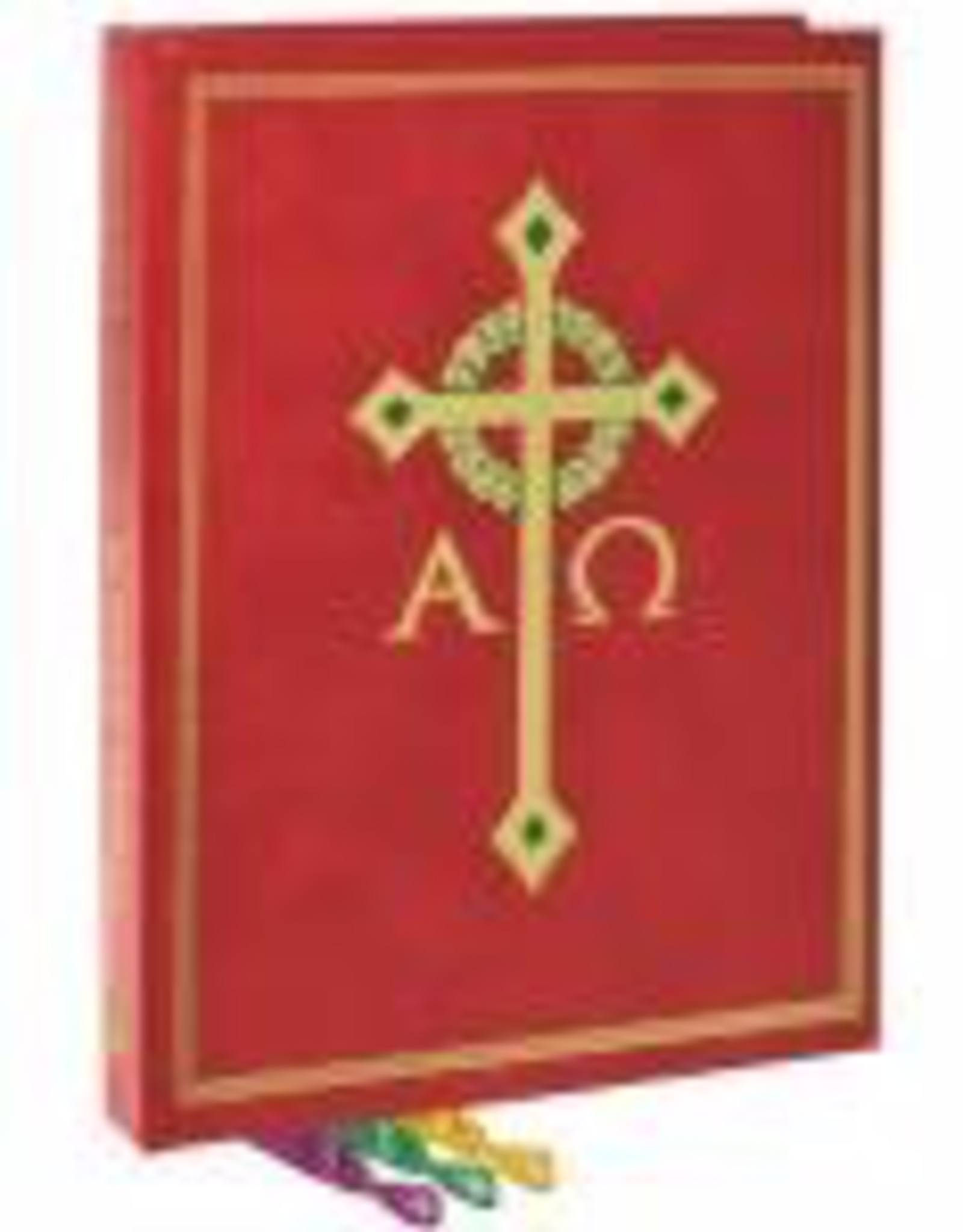 Catholic Book Publishing Excerpts from the Roman Missal (Deluxe Genuine Leather Edition)
