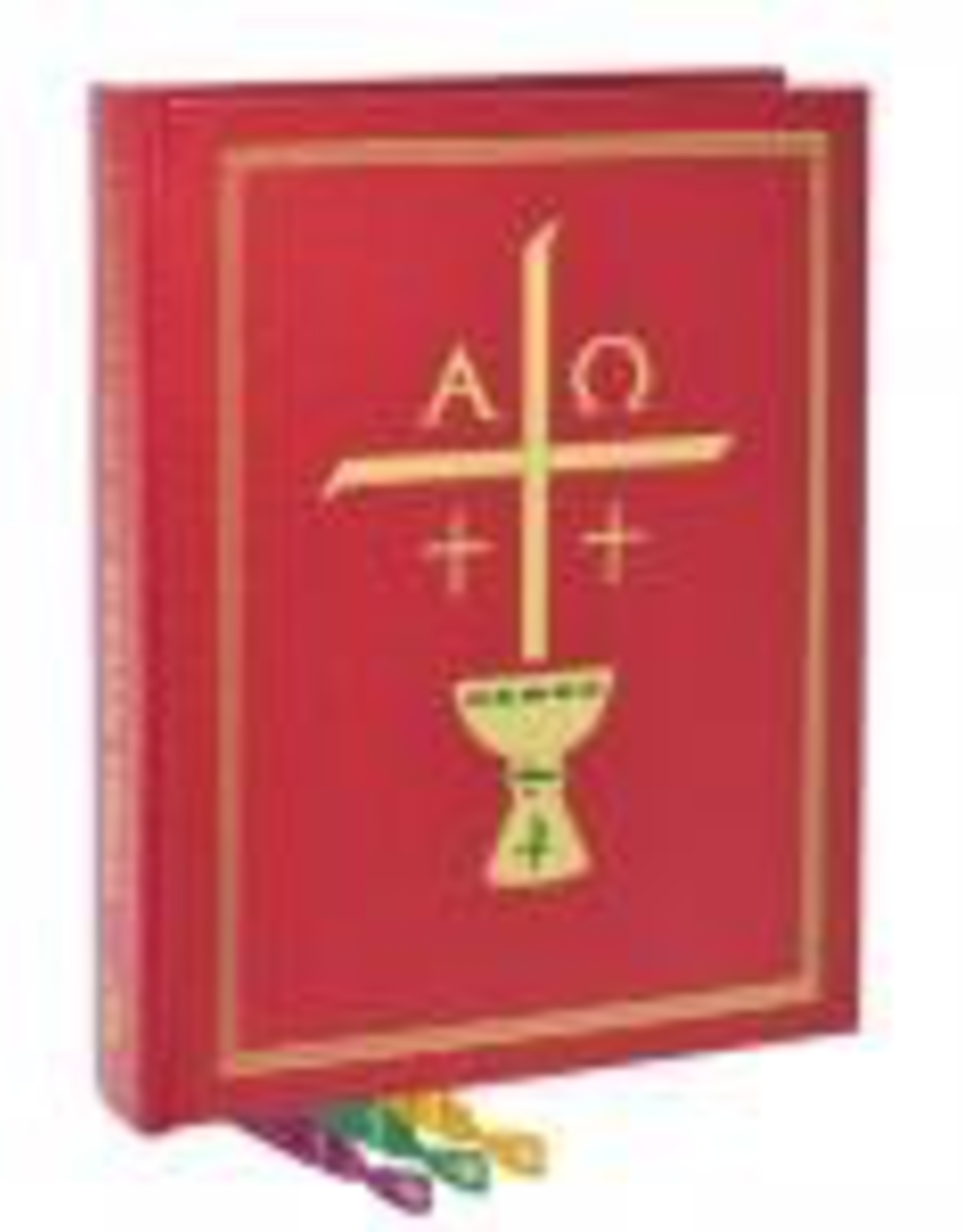 Catholic Book Publishing Excerpts from the Roman Missal (Chapel Clothbound Edition)