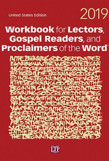 Liturgical Training Press Workbook for Lectors, Gospel Readers, and Proclaimers of the Word 2019 (USA)