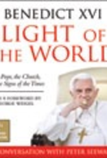 Ignatius Press Light of the World (audio book)(CD)