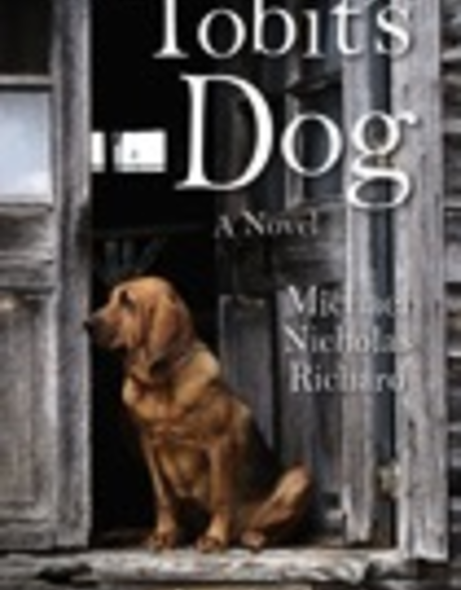 Ignatius Press Tobit's Dog:  A Novel, by Michael N. Richard (paperback)