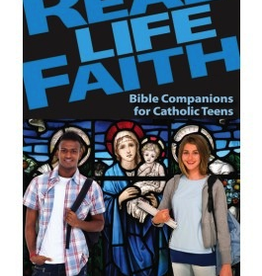 Liguori Real Life Faith: Bible Companions for Catholic Teens, by Mary Elizabeth Sperry (paperback)