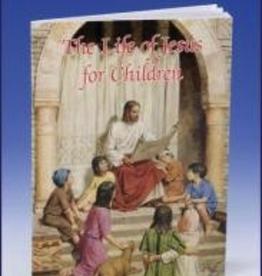 Catholic Book Publishing The Life of Jesus for Children (Catholic Classics), by Karen Cavanaaugh (paperback)