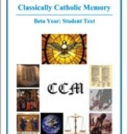 Ignatius Press Classically Catholic Memory Student Texat Beta Year