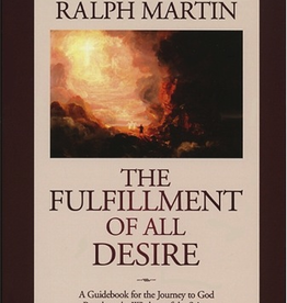 Emmaus Road The Fulfillment of All Desire, by Ralph Martin (paperback)