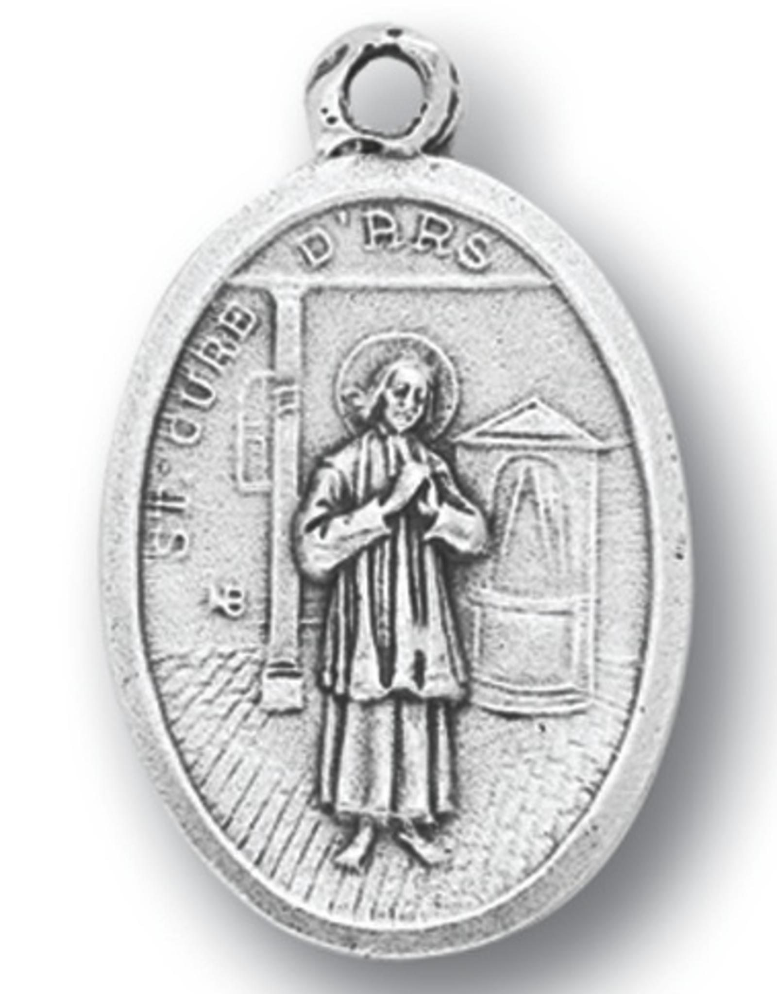 WJ Hirten St. John Vianney Medal