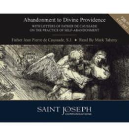 Ignatius Press Abandonment to Divine Providence (audio book)(CD)
