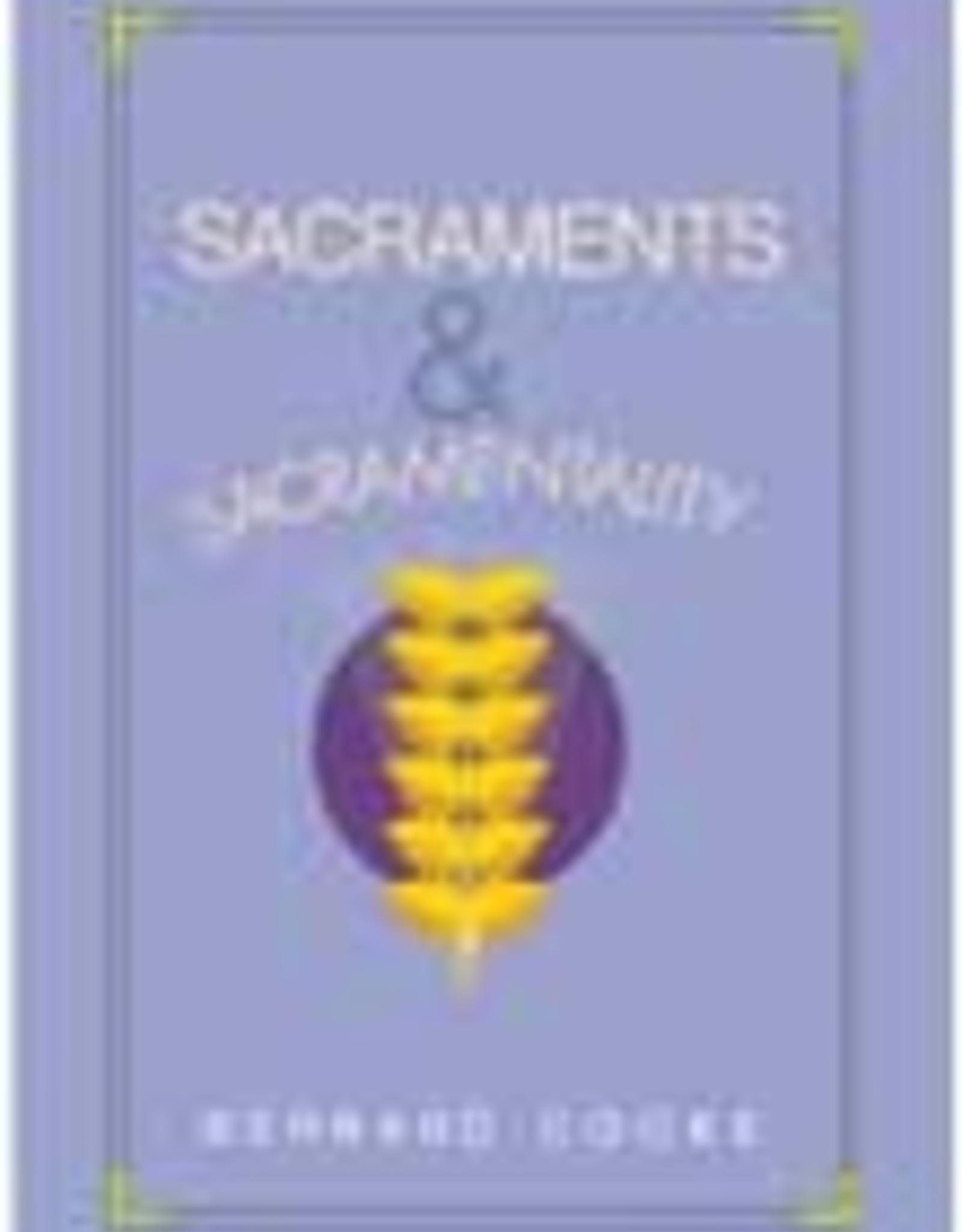 Twenty Third Publications Sacraments and Sacramentality, by Bernard Cooke (paperback)