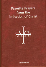 Catholic Book Publishing Favorite Prayers from the Imitation of Christ, by Thomas A. Kemopis (imitation leather)