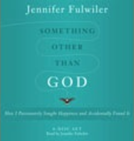 Ignatius Press Something Other Than God: How I Passionately Sought Happiness and Accidentally Found It, by Jennifer Fulwiler (audio book)