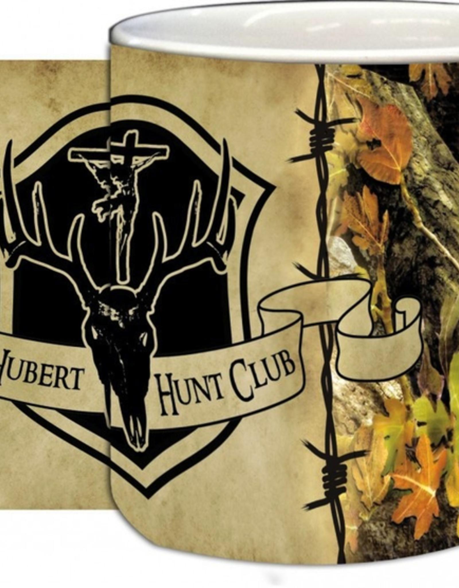 Nelson/Catholic to the Max St. Hubert Hunt Club Mug