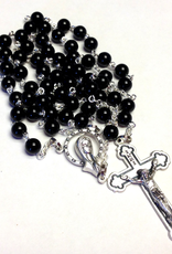 BC Inspirations BC Inspirations:  Handcrafted Black Onyx Rosary