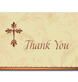 Printery House Tree of Life Deluxe Thank You Notes (copper)(10 per pkg)
