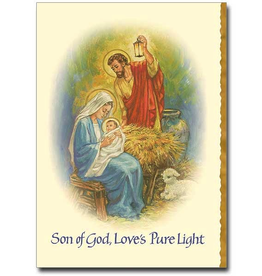 Printery House Son of God Christmas Cards (18 cards/19 envelopes per pkg)