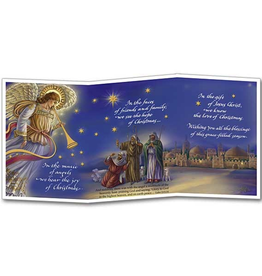 Printery House In the Music of Angels Christmas Cards (18 cards/19 envelopes per pkg)