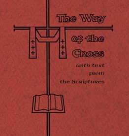 Barton Cotton The Way of the Cross with Scriptures (Large Print)(50 per box)