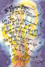 Dovetail Ink Dovetail Ink:  The Fragrance Prayer Double Print Illustration (dual framed 12 x 29)