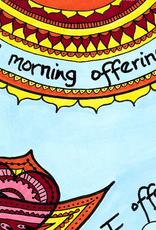 Dovetail Ink Dovetail Ink:  Morning Offering Prayer (8x10 print)