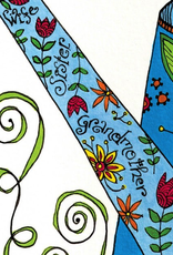 Dovetail Ink Dovetail Ink:  Whimsical Watering Can for Grandmother; Proverbs 31 (12x12 print only)