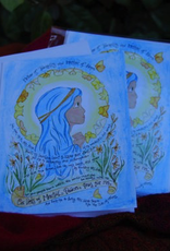 Dovetail Ink Dovetail Ink:  Our Lady of Mental Peace All Occasion Cards (8pk, 8 envelopes)