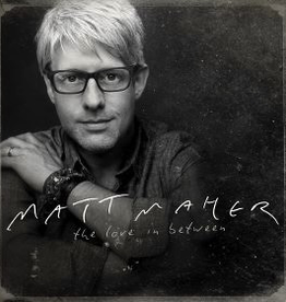 Provident Distribution The Love In Between, by Matt Maher (CD)