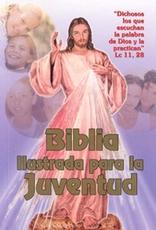 Saint Paul's/Alba House Biblia Ilustrada Para La Jeventud