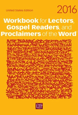 Liturgical Training Press Workbook for Lectors, Gospel Readers, and Proclaimers of the Word 2016 (USA)