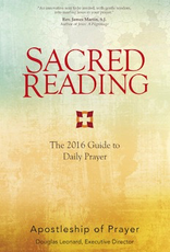 Ave Maria Press Sacred Reading: THe 2016 Guide to Daily Prayer, by Douglas Leonard (paperback)