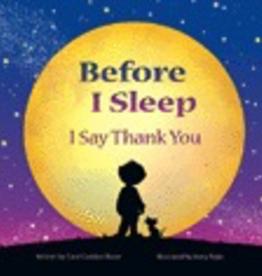 Pauline Before I Sleep I Say Thank You, by Carol Ekster (hardcover)