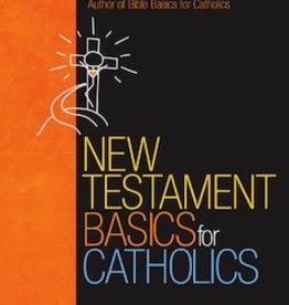 Ave Maria Press New Testament Basics for Catholics, by John Bergsma (paperback)