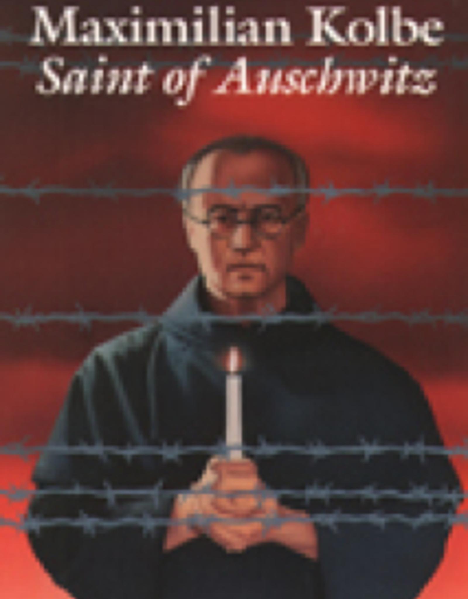 Paulist Press Maxamilian Kolbe:  Saint of Auschwitz, by Elaine Murray Stone (paperback)