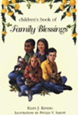 Paulist Press Children's Book of Family Blessings, by Ellen J. Kendeg (paperback)