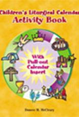 Paulist Press Children's Liturgical Calendar Activity Book, by Donece M. McClearey (paperback)