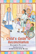 Paulist Press Child's Guide to Reconciliation, by Elizabeth Ficocelli (hardcover)