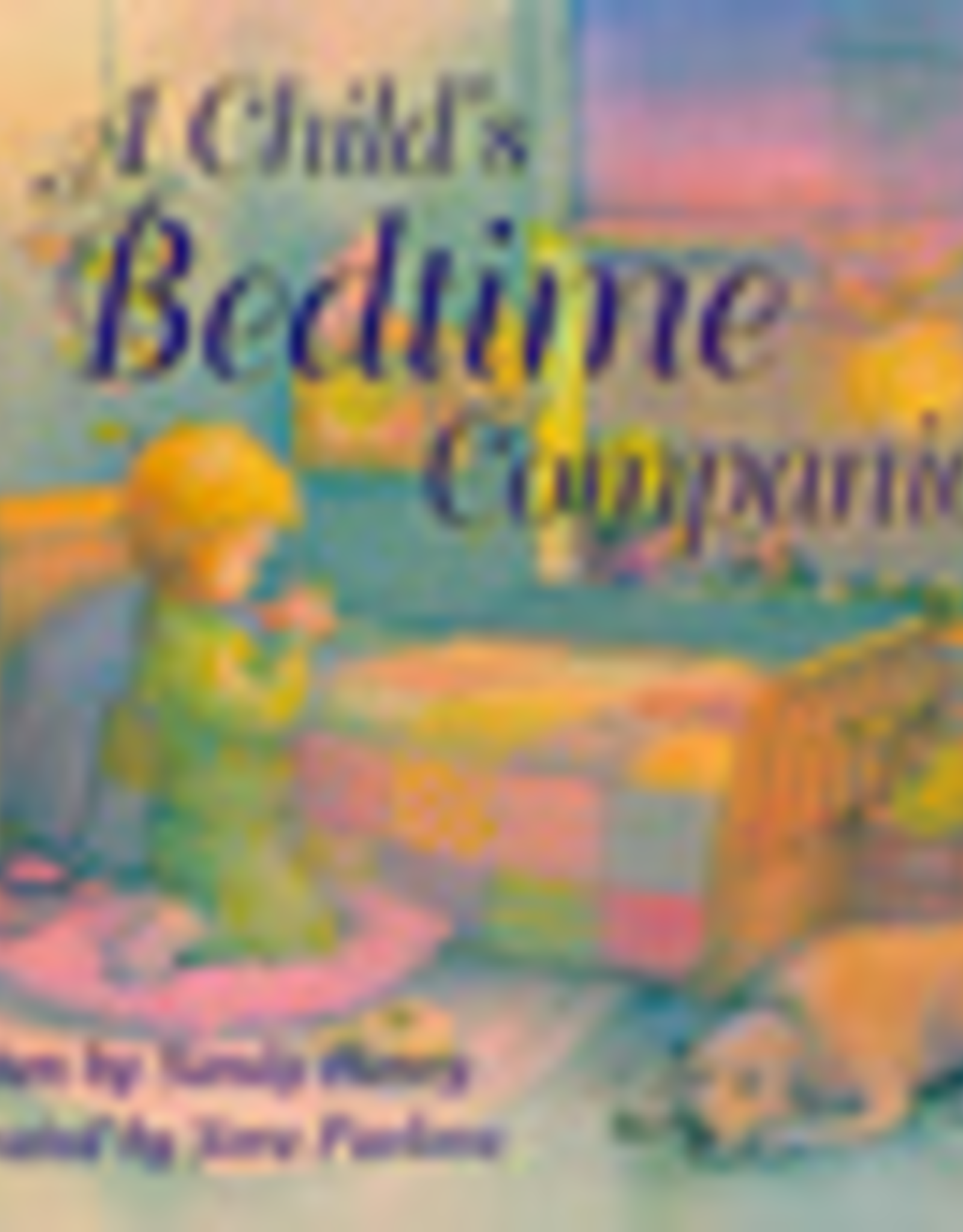 Paulist Press A Child's Bedtime Companion, by Sandy Henry (hardcover)
