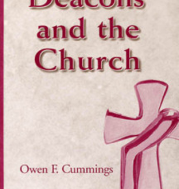 Paulist Press Deacons and the Church, by Owen F. Cummings (paperback)