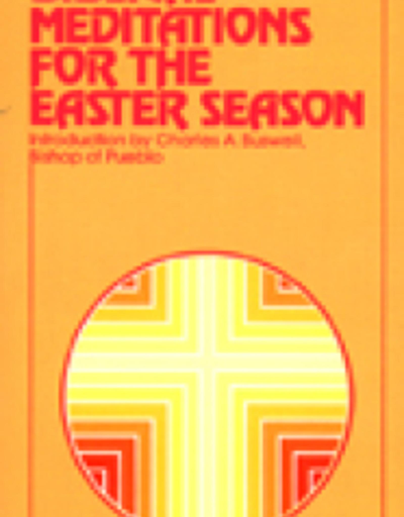 Paulist Press Biblical Meditations for the Easter Season, by Carroll Stuhlmueller, CP (paperback)