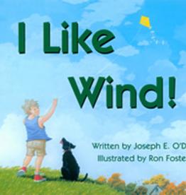 Paulist Press I Like Wind, by Joseph E. O'Day (hardcover)